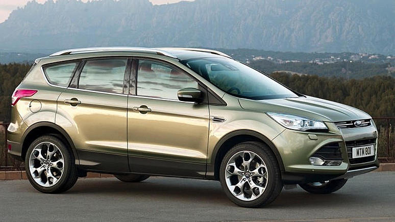 Бонус за Trade-in 50 000 руб. на Ford Kuga